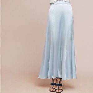 🆕 Anthro Skirt - Sky Blue